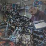 Honda Goldwing GL 1000 Umbau