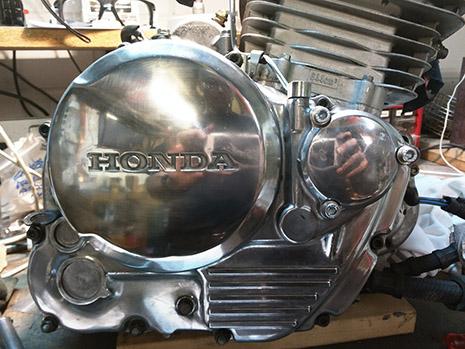 Honda CB K3