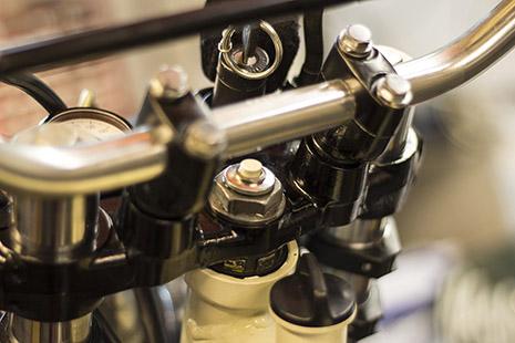 Taster Lösung für Motogadget Tiny Tacho