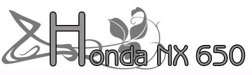 Honda NX 650 Dominator