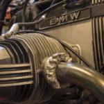 BMW Boxer Sternmutter defekt