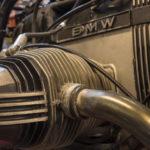 BMW Boxer Gewinde Auspuff defekt